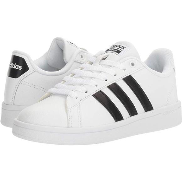 Adidas ClF Advantage Sneaker Black Stripes 768e165ed